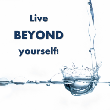 Live Beyond Yourself, The Power of Doing Good – English