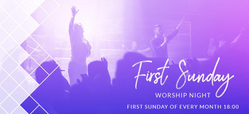 First Sunday Worship