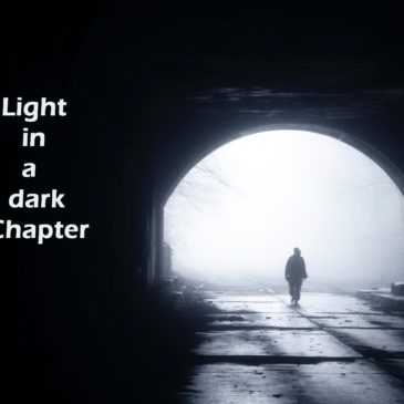 Light in a dark chapter