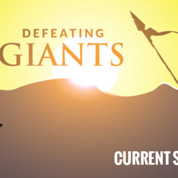 Defeating Giants – Week 3 – Give it your all