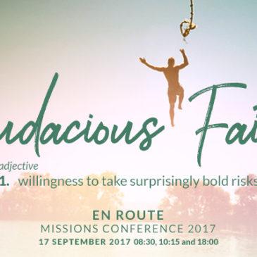 Audacious Faith 2 – Emille Steyn