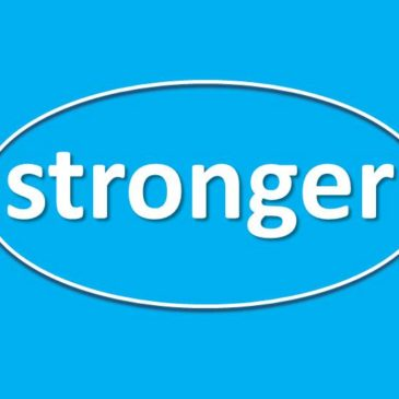 Stronger: In Christianity