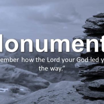 Monuments – A Church That is Blessed to be a Blessing – English