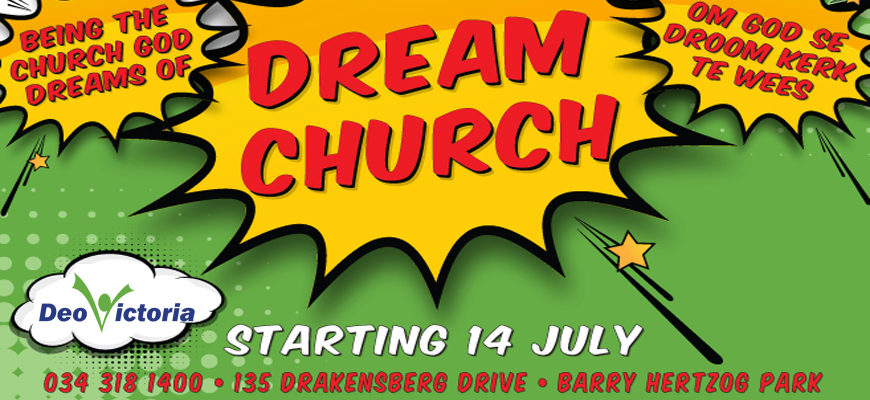 Dream Church Sermon Series