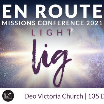 En Route Missions Conference // Light // Dr Isak Burger